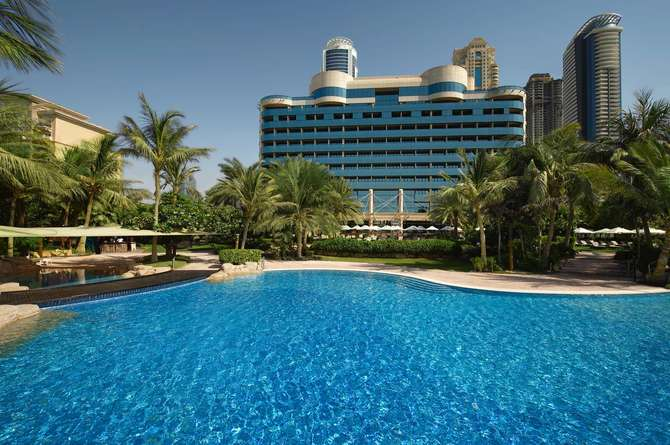 Le Meridien Mina Seyahi Beach Resort & Marina Dubai