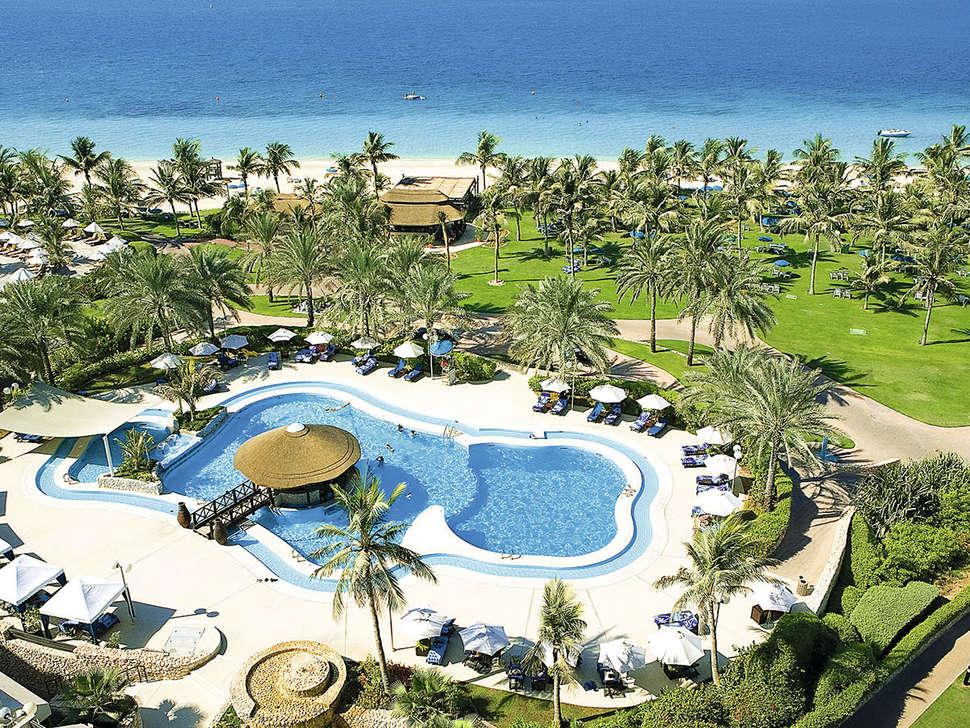 Jebel Ali Beach Resort