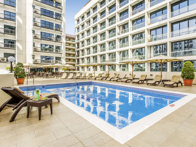 Appartementen Golden Sands Dubai