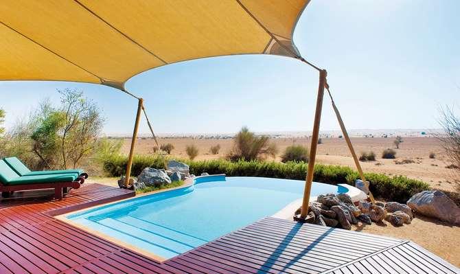 Al Maha Resort Margham