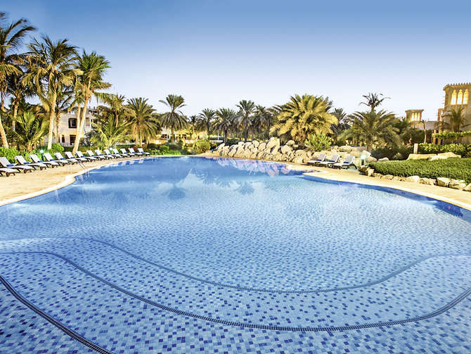 Hilton Al Hamra Beach & Golf Resort Jazirat Al Hamra
