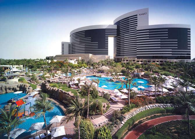 Grand Hyatt Dubai Dubai