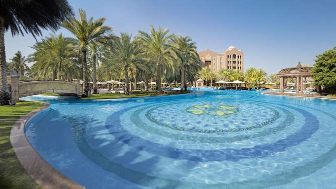 Emirates Palace Abu Dhabi Abu Dhabi