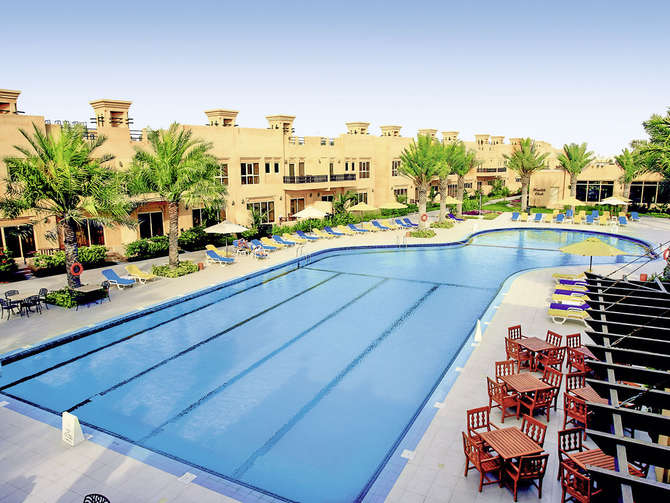 Al Hamra Village Golf Resort Ras al-Khaimah