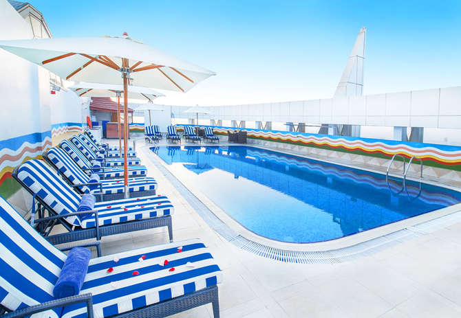 Grand Excelsior Hotel Dubai