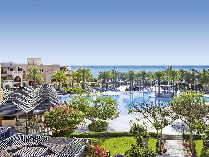 Iberotel Miramar Al Aqah Beach Resort Al Aqah