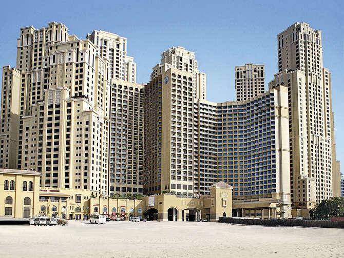 Amwaj Rotana Jumeirah Beach Residence Dubai