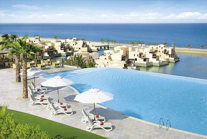 The Cove Rotana Resort Ras al-Khaimah