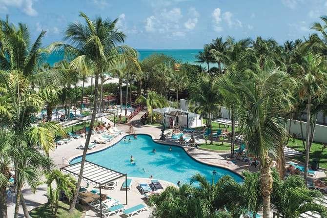 Hotel Riu Plaza Miami Beach Miami Beach