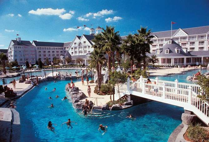 Disney's Yacht & Beach Club Resort® Orlando