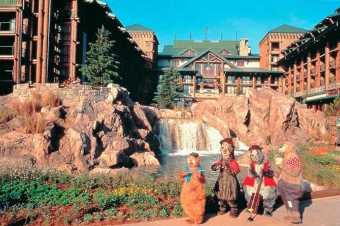 Disney's Wilderness Lodge® Orlando