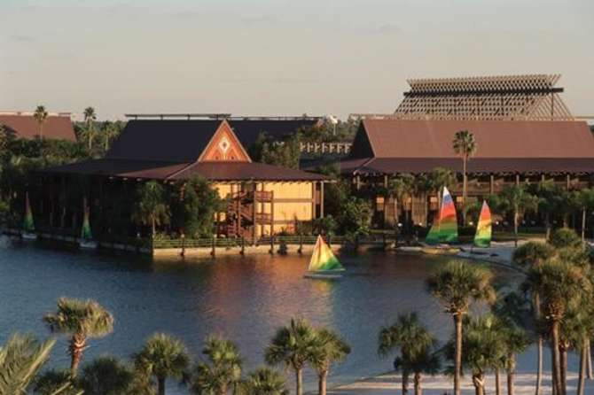 Disney's Polynesian Resort® Orlando