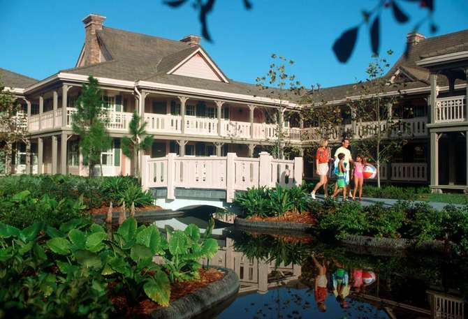 Disney Port Orleans Resort Riverside® Orlando