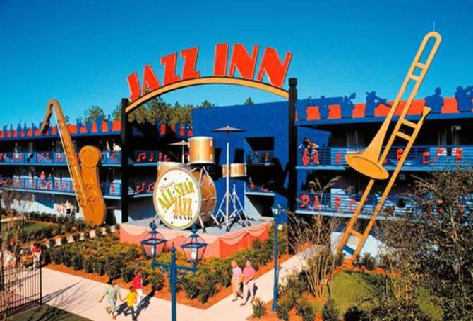 Disney's All Star Music Resort® Celebration