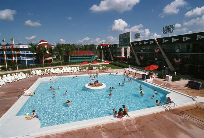 Disney's All Star Sports Resort® Celebration