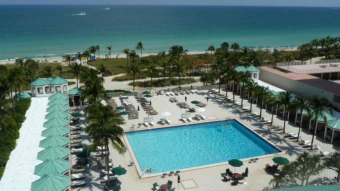 Sea View Hotel Miami Beach