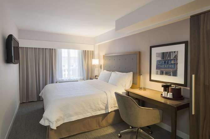 Hampton Inn Madison Square Garden Area New York City