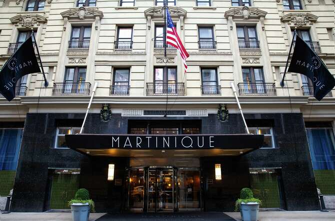 Radisson Martinique on Broadway New York City