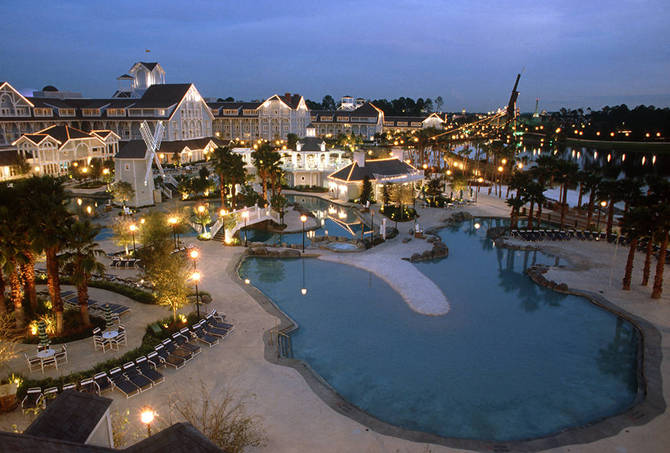 Disney's Beach Club Resort Orlando