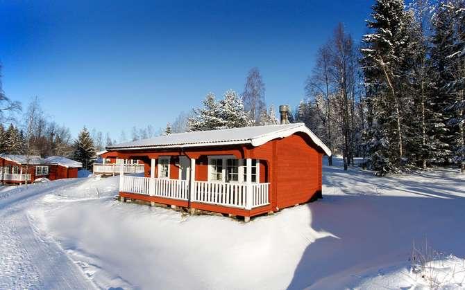Safsen Resort Fredriksberg