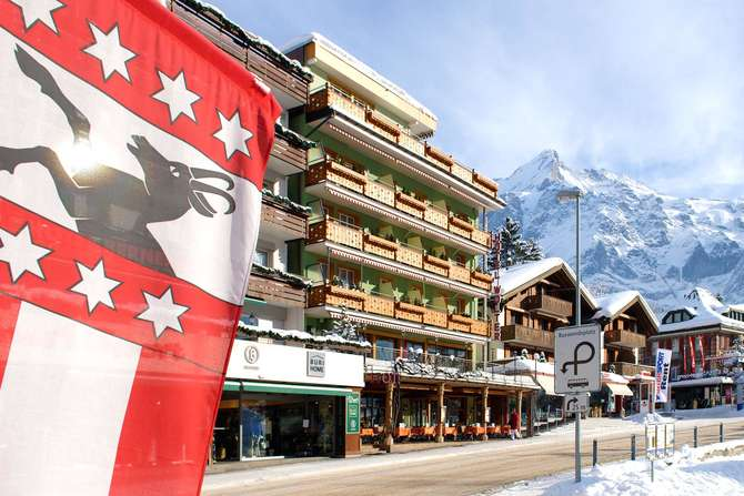Central Hotel Wolter Grindelwald