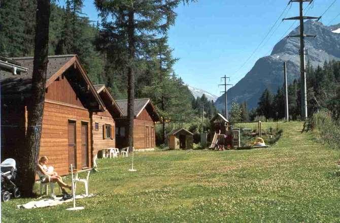 Residence Edelweiss Saas-Balen
