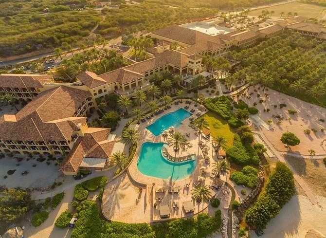 Santa Barbara Beach & Golf Resort Jan Thiel Baai