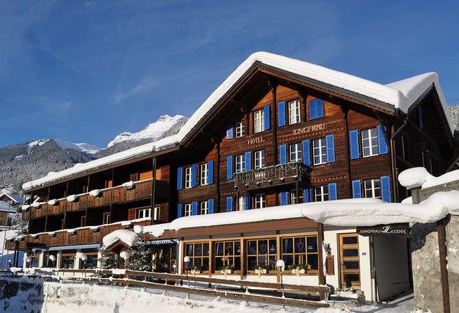 Jungfrau Lodge Hotel Grindelwald