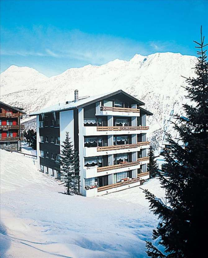 Appartementen Acimo Saas-Fee