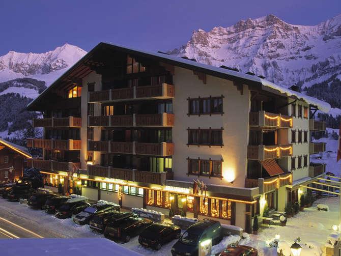 Hotel Beau Site Adelboden