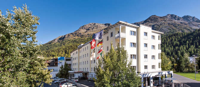 Hotel Laudinella Saint Moritz