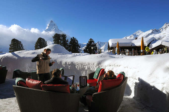 Hotel Gornergrat Dorf Zermatt