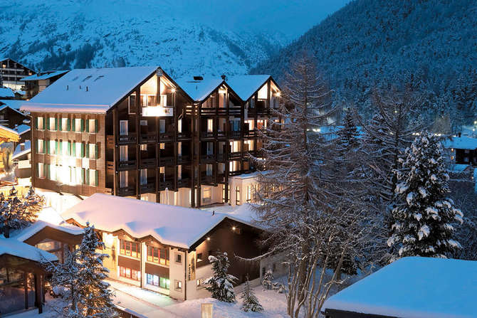 Best Western Metropol Grand Hotel Saas-Fee