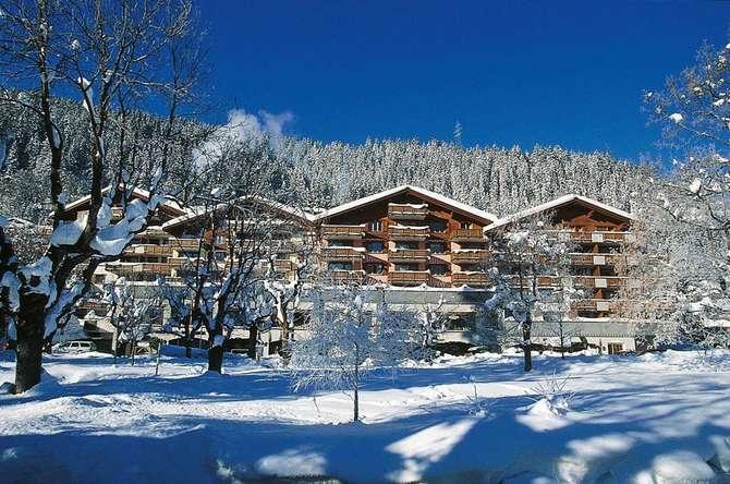Silvretta Parkhotel Klosters Dorf