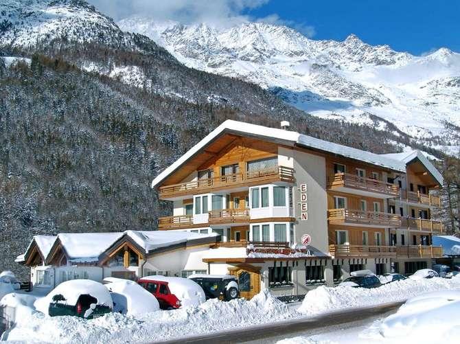 Hotel Eden Saas-Grund