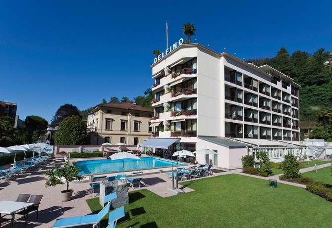 Hotel Delfino Lugano Lugano