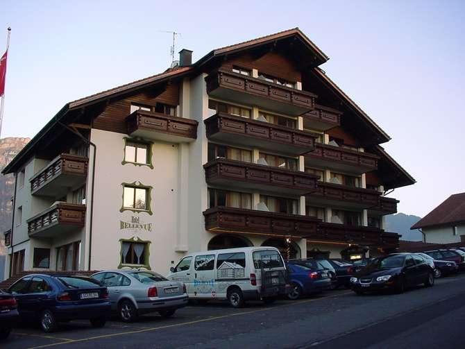 Hotel Bellevue Seelisberg