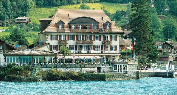 Strandhotel Iseltwald Iseltwald