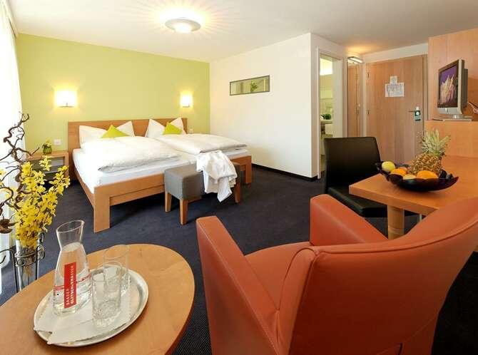 Hotel Kristall Saphir Saas-Almagell