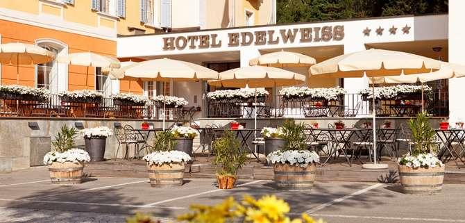 Hotel Edelweiss Silvaplana