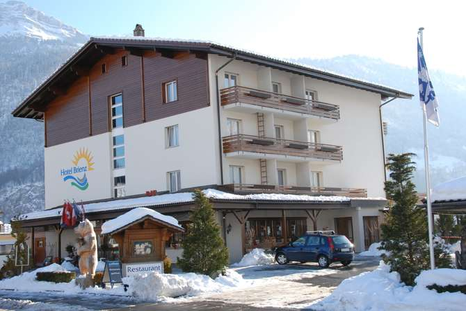 Hotel Brienz Brienz