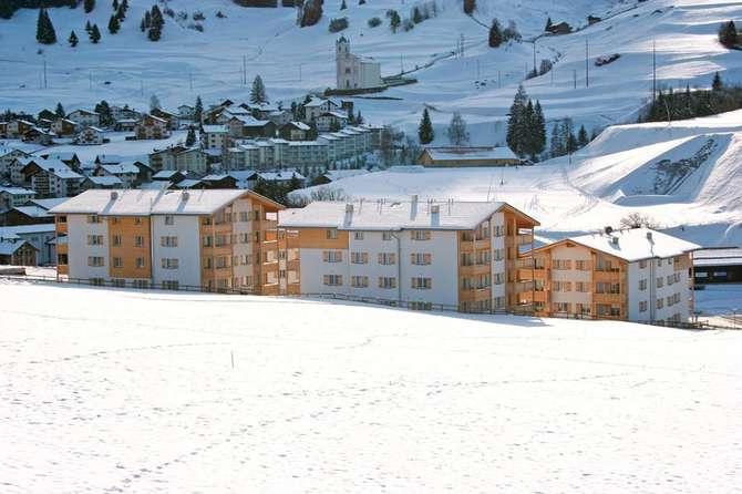 Appartementen Surses Alpin Savognin