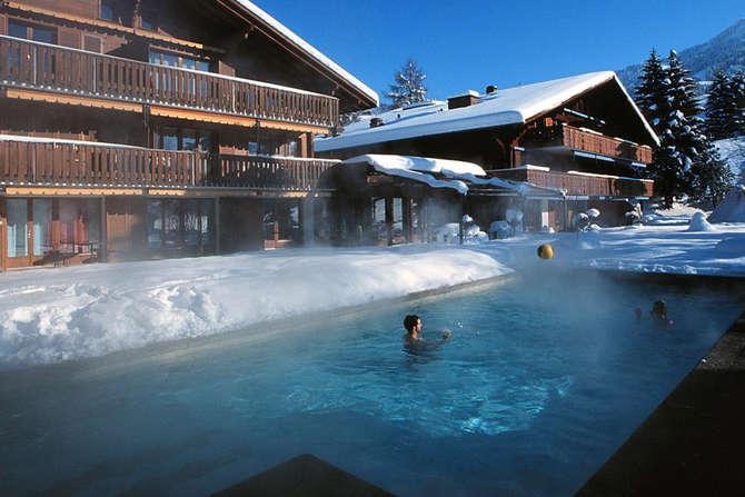 Hotel Landhaus Gstaad