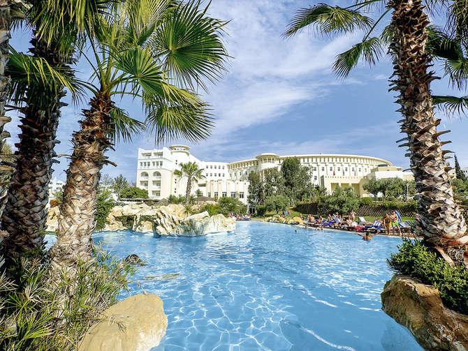 Hotel Medina Solaria & Thalasso Yasmine Hammamet