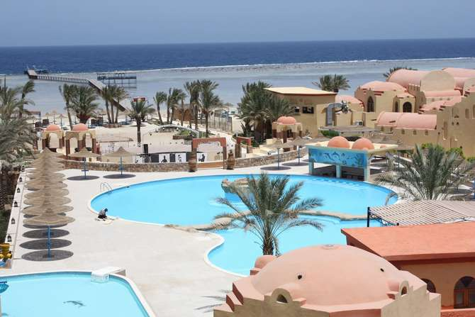 Bliss Marina Beach Marsa Alam