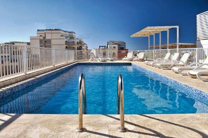 Hotel Argento Malta St. Julians