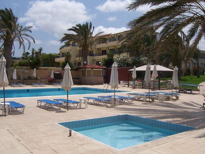 Vrachia Beach Resort Kissonerga