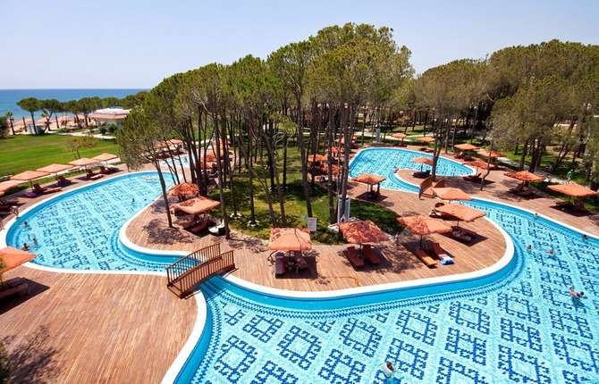 Ali Bey Resort Sorgun Side