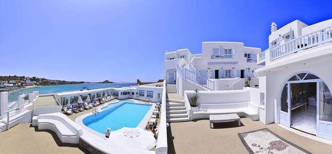 Petinos Beach Hotel Platys Gialos