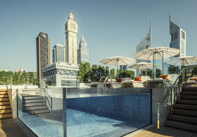 Four Seasons Hotel Dubai